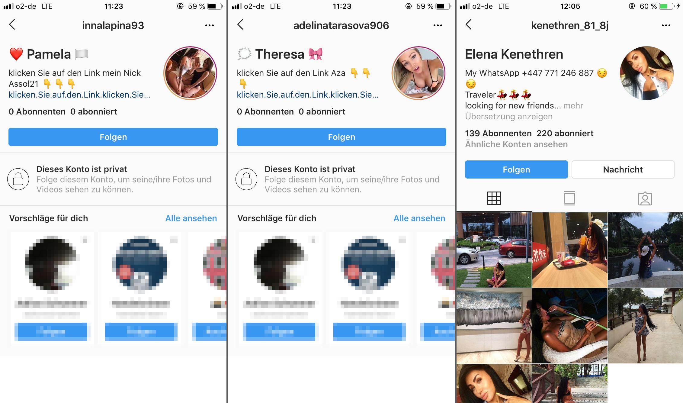 Instagram Kann Man Sehen Wer Auf Meinem Profil War