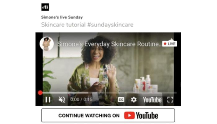 Google bringt YouTube Livestreams und interaktiv 3D-Elemente in Display Ads