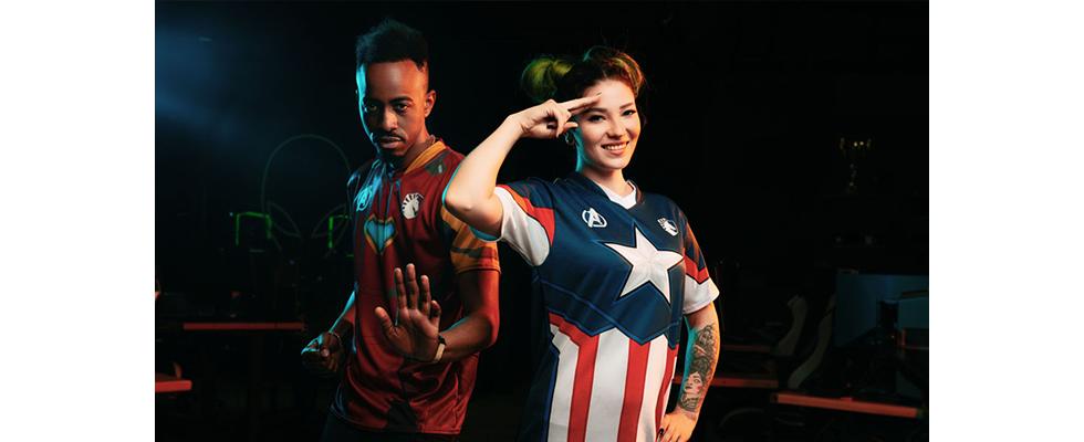 Marvel mischt Mode mit eSports: Zielgruppen-Matching im Digitalzeitalter