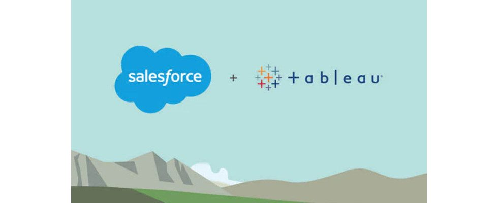 Salesforce übernimmt Tableau für 15,7 Milliarden US-Dollar