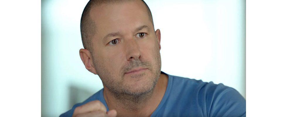Design-Ikone Jony Ive verlässt Apple und gründet eigene Firma