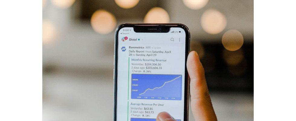 Slack startet an der Börse: 26 US-Dollar pro Aktie veranschlagt