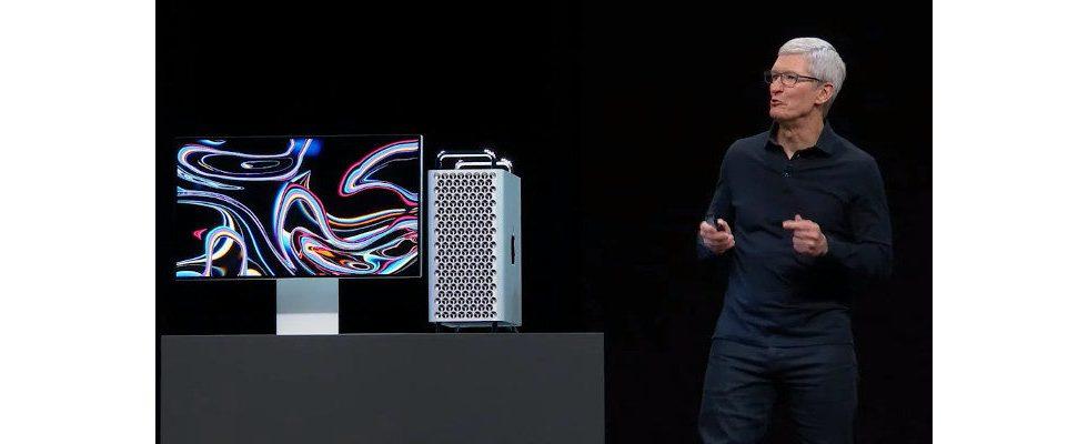 Apples WWDC: Ende für iTunes, Dark Mode für iOS und ein Mac für 6.000 US-Dollar