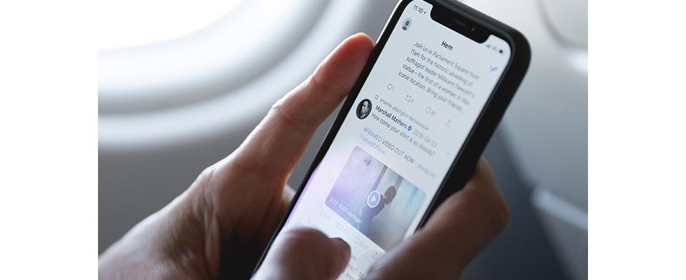 Verstecktes Potential: Twitter plant flexible Timelines zum Swipen