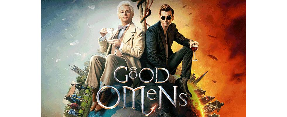 Petition gegen Good Omens: Christen fordern Netflix auf Serie von Amazon Prime zu löschen