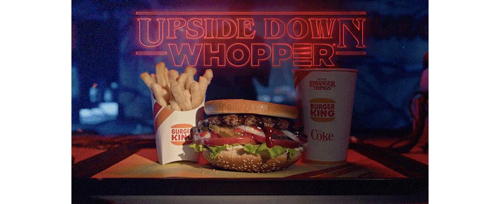 Der Upside Down Whopper: Wie Medienreferenzen einfache Produkte viral machen