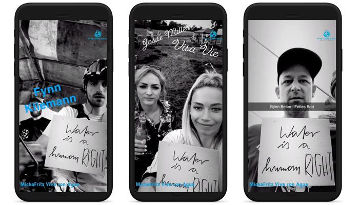 Snap for Water: Mit Augmented Reality für sauberes Trinkwasser