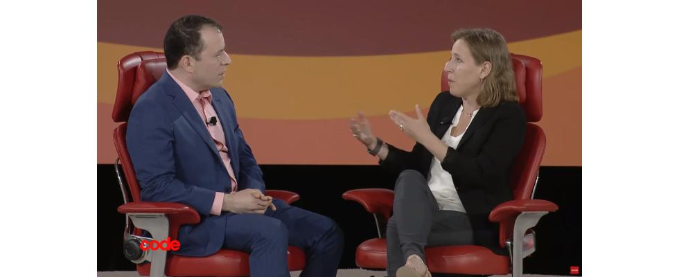 YouTubes CEO äußert sich zur Entscheidung in Hate Speech-Debatte
