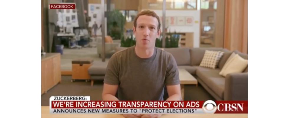 Heikles Machtgeständnis von Zuckerberg: Dieses Deepfake-Video stellt Facebook vor ein Problem