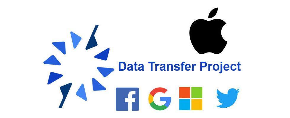 Apple schließt sich Data Transfer Project und damit Google, Facebook, Microsoft und Twitter an