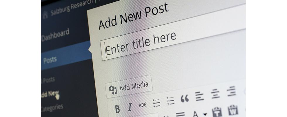 Im Zeitalter sozialer Medien: Warum dein Unternehmen einen Blog braucht