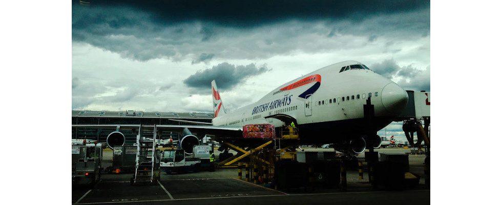 230 Millionen US-Dollar: British Airways droht Rekordstrafe