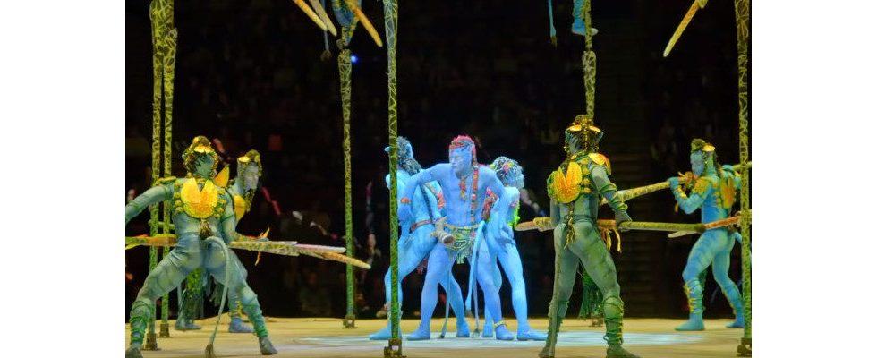 Cirque du Soleil App weist gefährliche Schwachstelle auf