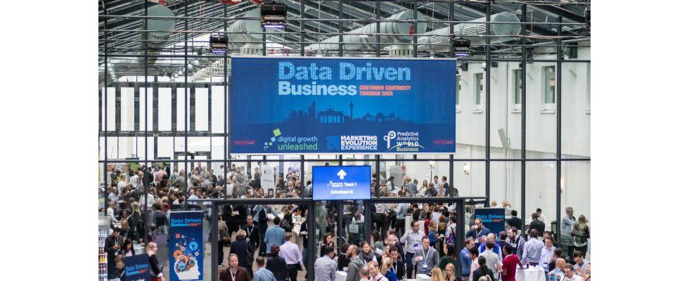3-in-1: Die Data Driven Business vereint drei Konferenzen unter einem Dach