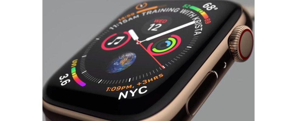 Spotify kann auf der Apple Watch jetzt über Siri gesteuert werden