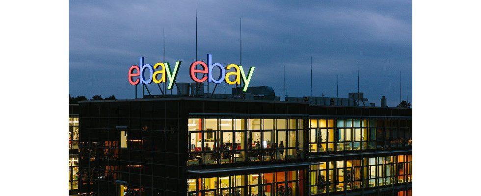 Trotz Gewinneinbruch: eBay überzeugt in Q2 mit Umsatz