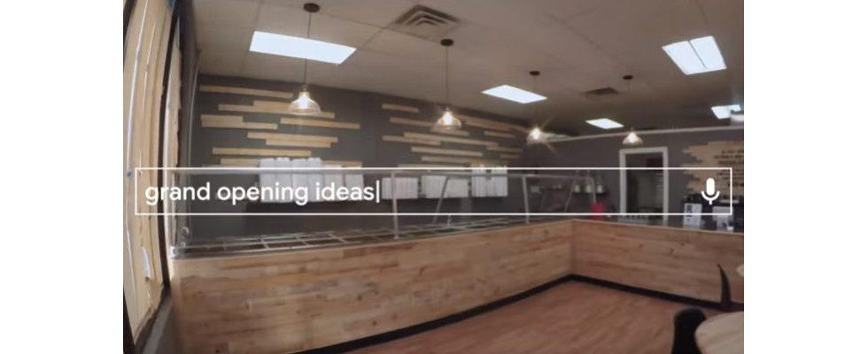 Google for Small Business und neue Local Campaign Features fördern lokale Unternehmen