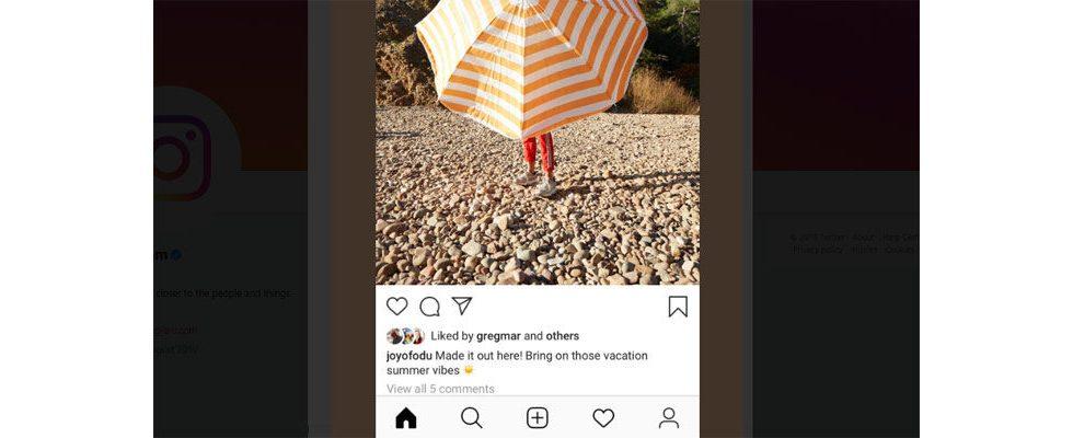 Content versus Engagement: Instagram lässt wohl Likes verschwinden