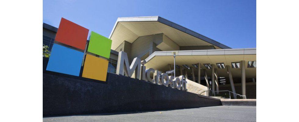 13,2 Milliarden US-Dollar Gewinn: Microsoft mit super Zahlen dank Boom im Cloud-Geschäft