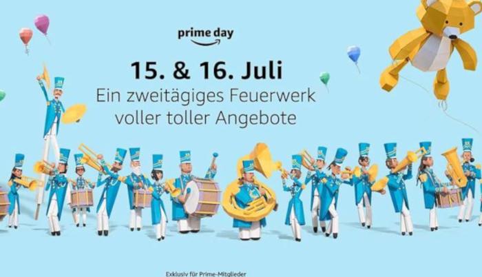 Schnäppchenjagd für Mitglieder: Amazon Prime Day will neue Rekorde schreiben | OnlineMarketing.de