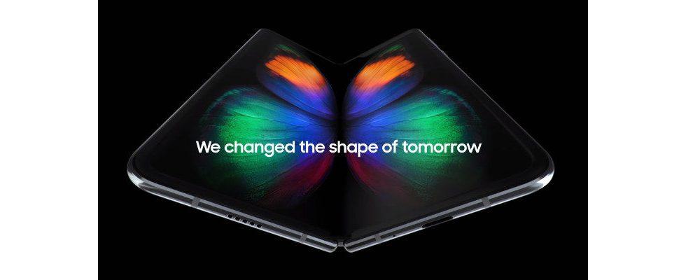 Samsung launcht Galaxy Fold im September
