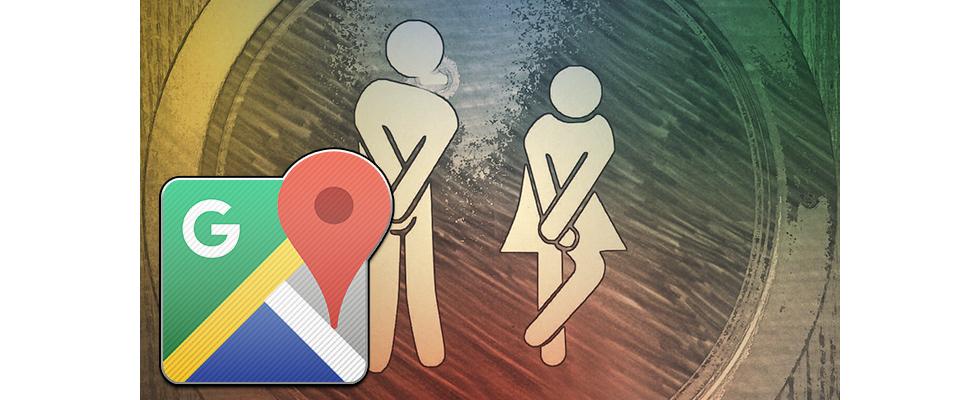 Google Maps testet neues Feature: Öffentliche Toiletten auf der Kartenplattform
