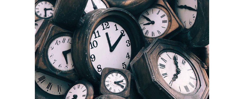 6 Gründe, warum dein Zeitmanagement nicht funktioniert