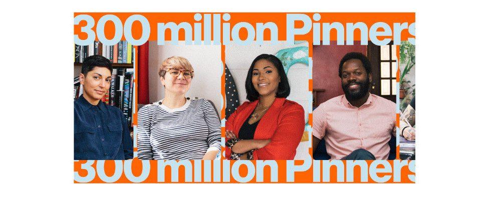 Meilenstein: 300 Millionen User bei Pinterest