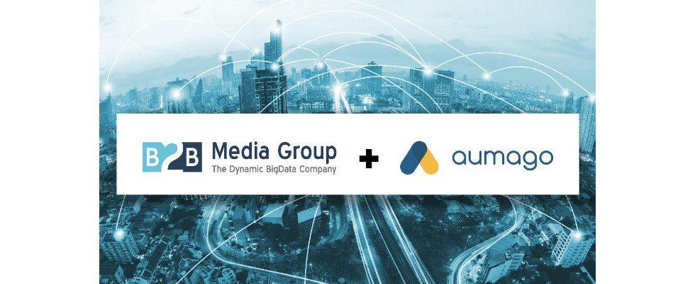Die B2B Media Group und Aumago schließen sich zusammen