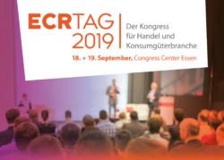 ECR Tag 2019 – Der Kongress für Handel und Konsumgüterbranche