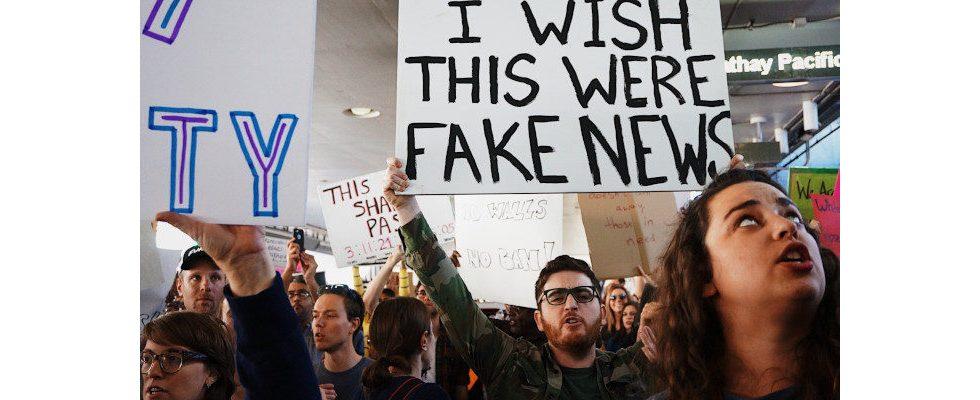 Studie: Fake News öfter geteilt als zuverlässige Quellen