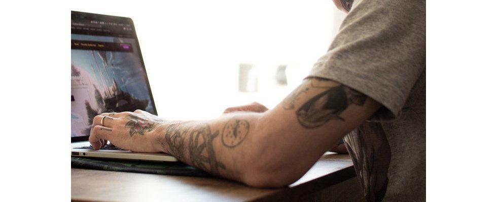 Nie mehr übersehen werden: 4 Tipps für einen kreativen CV