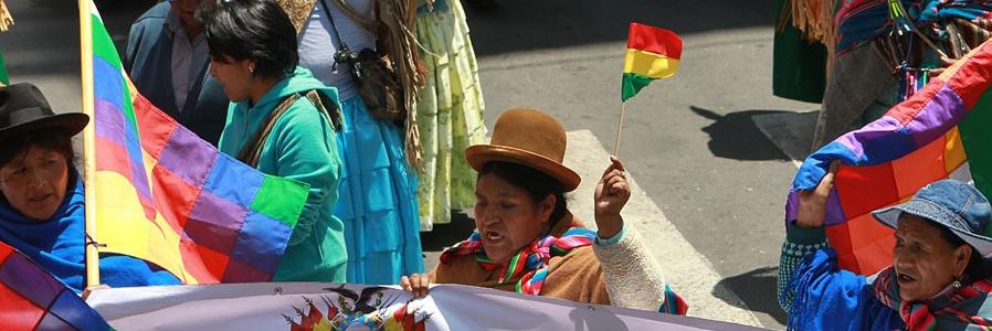 Kurz erwähnt: Der UN Tag der indigen Völker