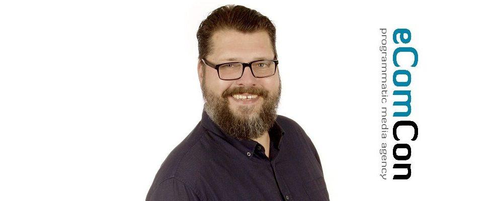 eComCon wächst weiter:  Marco M. Gerlach wird Head of Business Development, Florian Kirsch fängt als Client Partner an