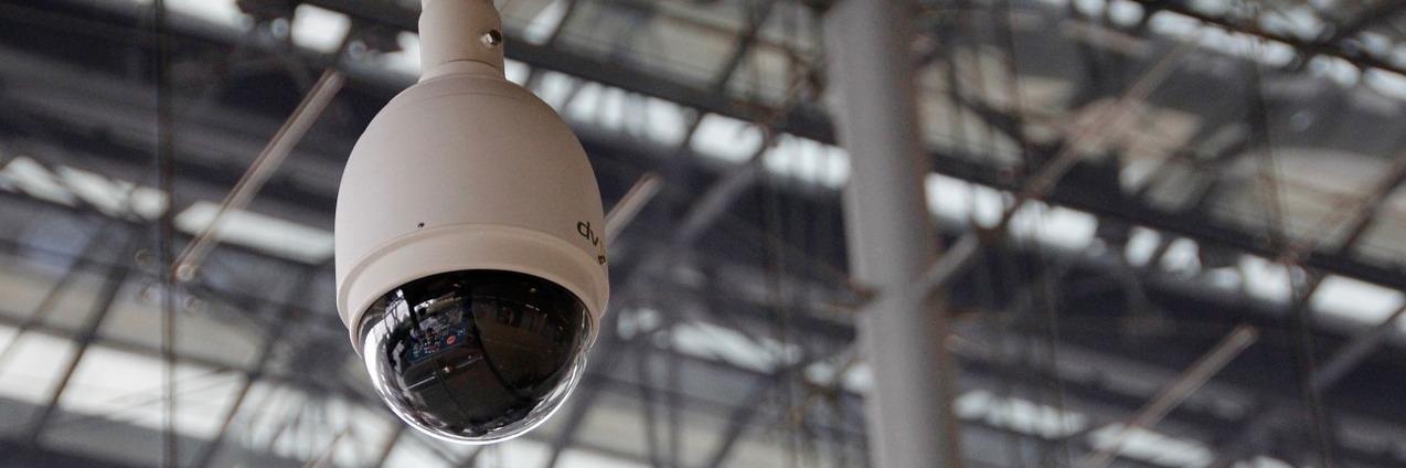 Kurz erwähnt: Überwachungskameras
