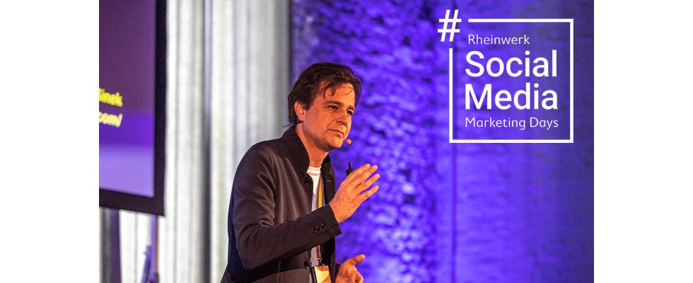 Rheinwerk Social Media Marketing Days: Performance Boost dank neuester Trends und Insights