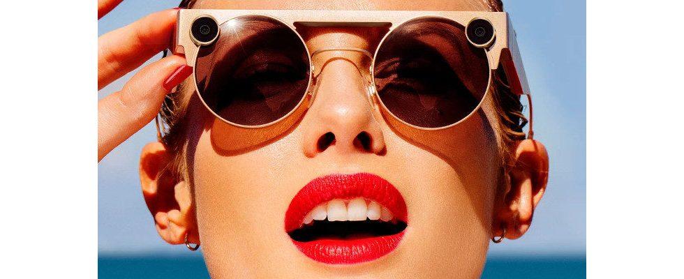 Snap bringt Spectacles 3 – und wirbt dafür auf Instagram