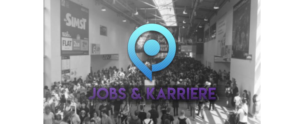 Videospiel-Fans als Berufsgruppe der Zukunft? Jobs & Karriere auf der Gamescom