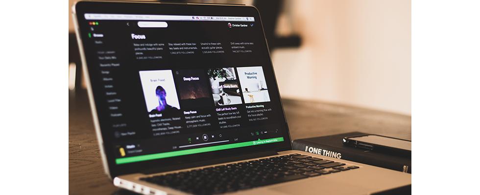 Potential des Podcasts: Spotify verdoppelt Zuhörerzahlen