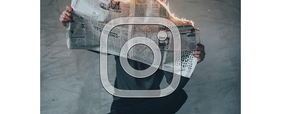 Instagram gegen Fake News: Nutzer können künftig Falschinformationen melden