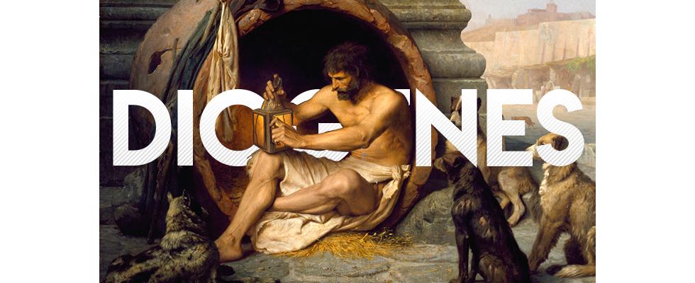 Karriere-Philosophie: 3 Dinge, die du von Diogenes von Sinope lernen kannst