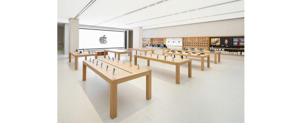 Erfolgreich trotz Coronakrise? Apples Wert steigt deutlich über 1,4 Billionen US-Dollar