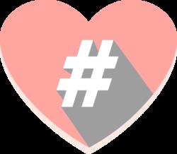 Hashtag Herz