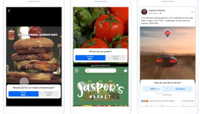Spielerisch, kreativ und interaktiv: Neue Ad-Optionen bei Facebook | OnlineMarketing.de