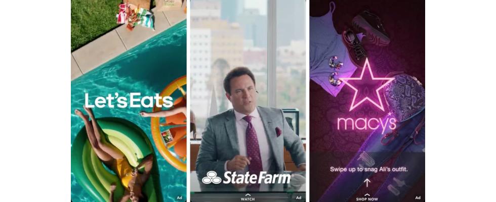 Ad Revolution bei Snapchat: Anzeigen werden auf drei Minuten verlängert