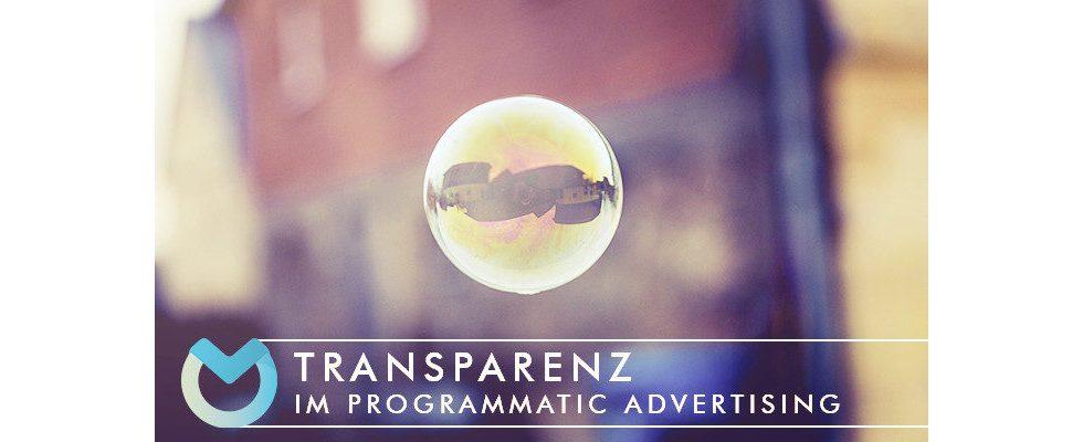 Transparenz im Programmatic Advertising – Wo liegt die Verantwortung? Unser Spezial Teil 5
