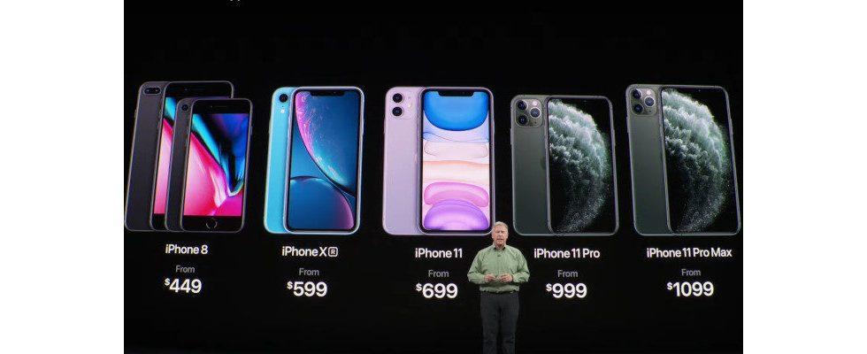 Apples iPhone11 Event im Livestream – Wie viele sahen zu?