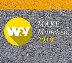W&V MAKE 2019 – München