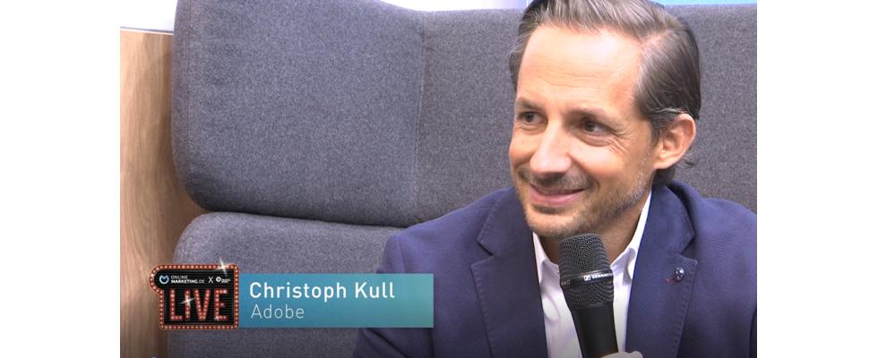 Die perfekte Customer Experience durch AI: Christoph Kull von Adobe
