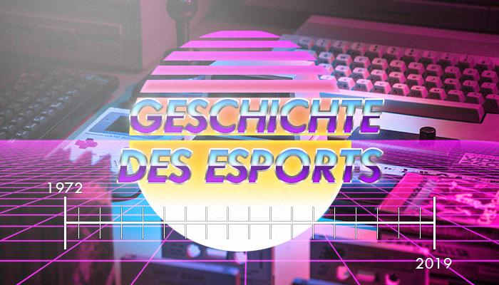 Geschichte des eSports: Von der LAN-Party zur Marketing-Revolution